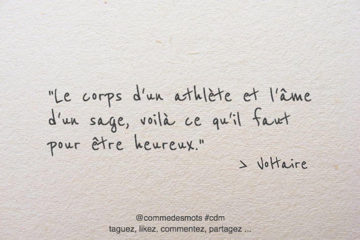 citation athlète