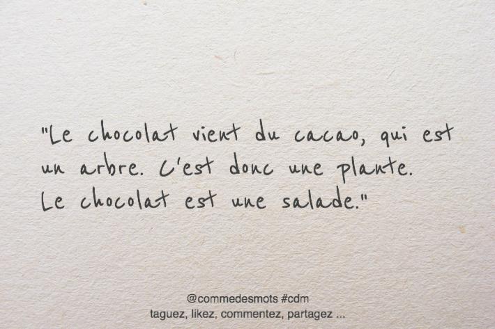 citation cacao