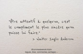 citation compliment