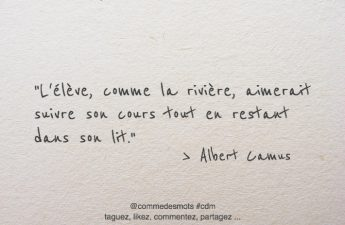 citation cours
