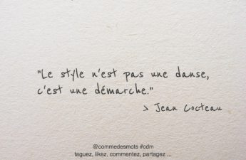 citation danse