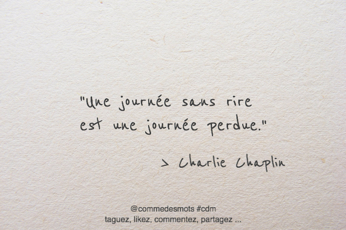 citation rire