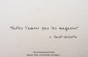 Saint Valentin ❤️