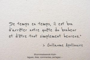 Citations De Guillaume Apollinaire Comme Des Mots