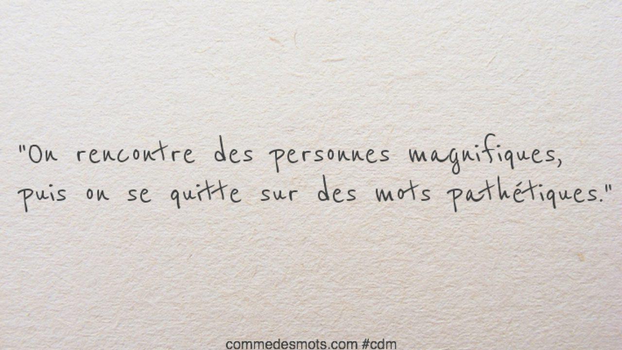 Citation Rencontre Amour