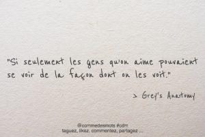 Citations De Grey S Anatomy Comme Des Mots